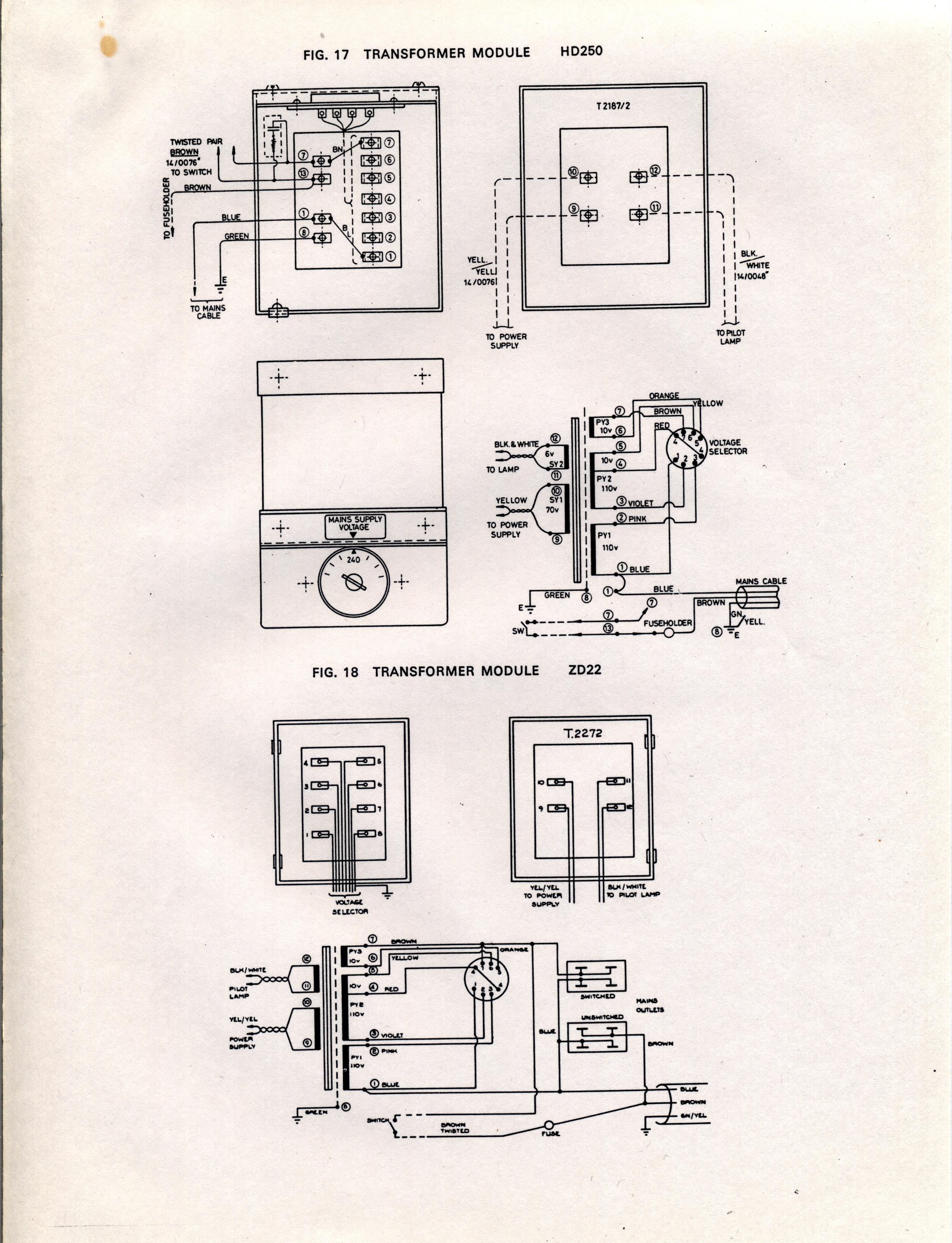 Erfreut Edwards 592 Transformator Schaltplan Bilder - Elektrische ...